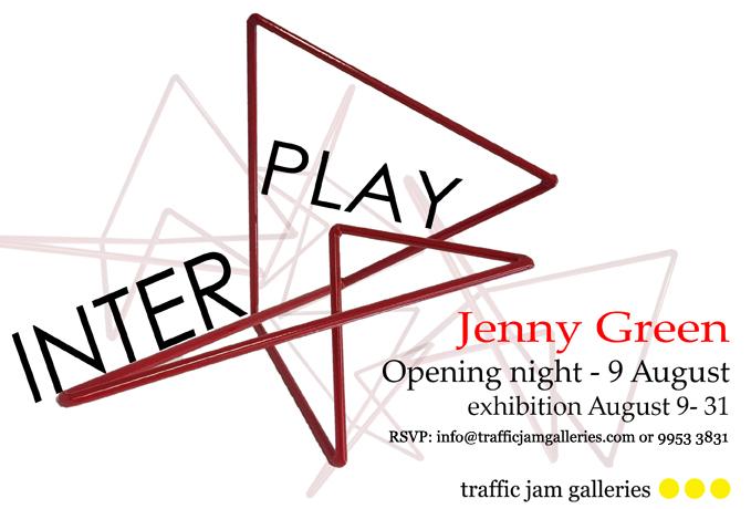 email Invitation JENNY GREEN-Interplay